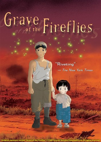 grave for the fireflies